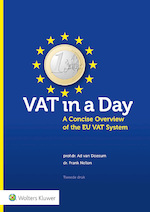 VAT in a Day - Ad van Doesum (ISBN 9789013147421)