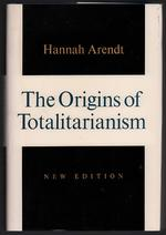 The origins of totalitarianism - Hannah Arendt (ISBN 9780156701532)