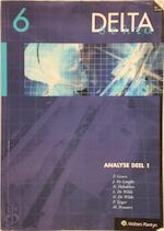 Delta 6 Analyse (6/8u) Deel 1 (incl. cd-rom) - P. e.a. Gevers (ISBN 9789030178200)