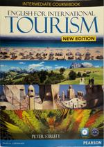 English for International Tourism New Edition Intermediate Coursebook (with DVD-ROM) - Peter Strutt (ISBN 9781447923831)