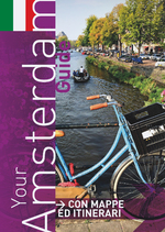 Your amsterdam guide (2016) (italian ed.) (ISBN 9789082205558)