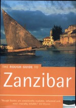 The Rough Guide to Zanzibar - Jens Finke (ISBN 9781858288680)