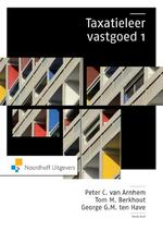 Taxatieleer - Peter van Arnhem, Tom Berkhout, George ten Have (ISBN 9789001849726)