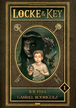 Locke & key master edition volume 1 - joe hill (ISBN 9781631402241)