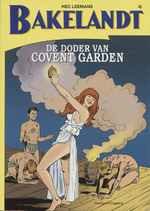 De doder van covent garden - Hec Leemans (ISBN 9789002220494)