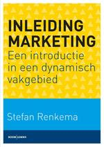 Inleiding marketing - Stefan Renkema (ISBN 9789089536716)