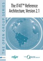 The IT4IT™ Reference Architecture, Version 2.1 - The Open Group (ISBN 9789401801140)