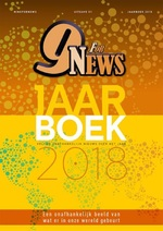 NineForNews Jaarboek 2018 - Robin de Vries (ISBN 9789493071094)