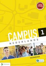 Campus Nederlands 1 werkboek - (ISBN 9789028990289)
