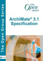 ArchiMate® 3.1 Specification - The Open Group (ISBN 9789401805124)