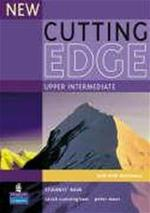 Cutting Edge Upper Intermediate New Editions Course Book - Sarah Cunningham (ISBN 9780582825253)