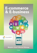 E-commerce & E-business - Marjolein Visser, Berend Sikkenga (ISBN 9789001593513)