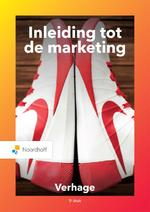 Inleiding tot de marketing - Bronis Verhage (ISBN 9789001886868)