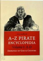 A-­Z PIRATE encyclopedia - Arne Zuidhoek (ISBN 9789069670232)