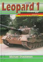 Leopard 1 Trilogy - Volume 1: Prototype to Production