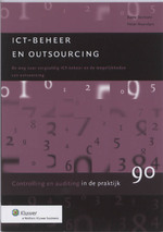 ICT-beheer en outsourcing - Peter Noordam, Barry Derksen (ISBN 9789013070781)