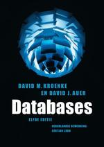 Databases - David M. Kroenke, David J. Auer (ISBN 9789043019873)