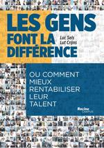 Les gens font la difference - Luc Sels (ISBN 9789401414715)