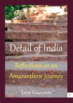 Detail of India; Reflections on an amaranthine journey