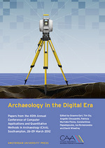 Archaeology in the digital era (ISBN 9789048519590)