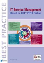 IT Service Management Based on ITIL® 2011 Edition - Pierre Bernard (ISBN 9789401805575)
