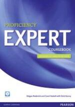 Expert Proficiency Coursebook (with Audio CD) - Nick Kenny, Megan Roderick, Carol Nuttall (ISBN 9781447937593)