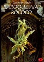 Baroque and Rococo - Germain Bazin (ISBN 9780500200186)
