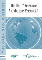 The IT4IT™ Reference Architecture, Version 2.1 - The Open Group (ISBN 9789401801126)