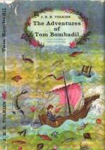 The Adventures of Tom Bombadil J.R.R. Tolkien - John Ronald Reuel Tolkien
