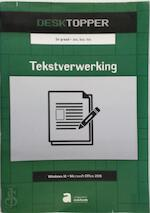 Desktopper - Tekstverwerking (W10/O2016)