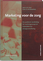 Marketing voor de zorg - F. Oyen, G. De Schuyteneer (ISBN 9789035230521)