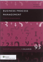 Business Process Management - Piet Koorevaar, Peter Noordam (ISBN 9789013072068)