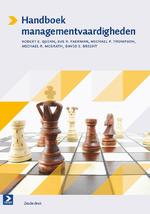 Handboek managementvaardigheden - Robert E. Quinn, Sue R. Faerman, Michale P. Thompson, Michael R. McGrath, David S. Bright (ISBN 9789039529607)