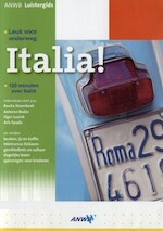 ANWB Luistergids Italia! - Marco Bosmans (ISBN 9789461490650)