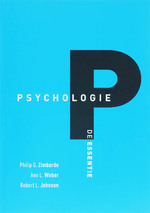 Psychologie De essentie - P.G. Zimbardo, R.L. A.L. / Johnson Weber (ISBN 9789043012744)