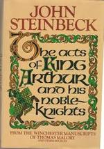 The Acts of King Arthur and His Noble Knights - John Steinbeck (ISBN 9780517368367)