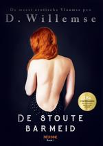 De stoute barmeid - D. Willemse (ISBN 9789492638151)