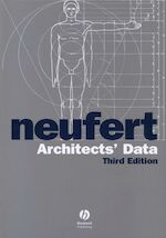 Architects' data - Ernst Neufert, Peter Neufert (ISBN 9780632057719)