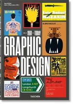 The History of graphic design 2 / 1960 - Today (ISBN 9783836570374)