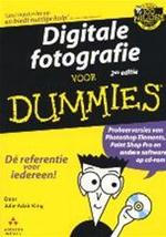 Digitale fotografie voor dummies - Julie Adair King, Fontline (nijmegen). (ISBN 9789043007146)