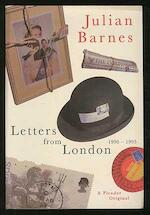 Letters from London, 1990-1995