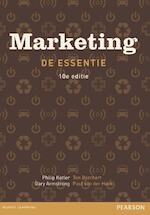 Marketing de essentie - Philip Kotler, Gary Armstrong, Ton Borchert, Paul van der Hoek (ISBN 9789043027267)