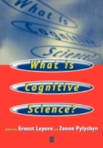 What is Cognitive Science? - Ernest Lepore (ISBN 9780631204947)
