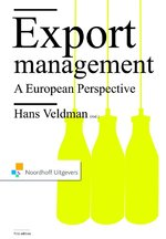 Export Management: A European Perspective - Hans Veldman (ISBN 9789001700324)