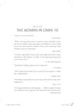 The Woman in Cabin 10 - Ruth Ware (ISBN 9781501151774)