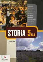 Storia 5 ASO - Leerboek - Unknown (ISBN 9789030649359)