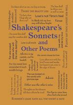 Shakespeare's Sonnets and Other Poems - William Shakespeare (ISBN 9781626869714)