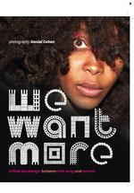 We Want More - Daniel Cohen (ISBN 9789089101457)