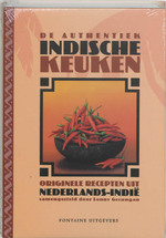 De authentiek Indische Keuken - Lonny Gerungan (ISBN 9789059561281)