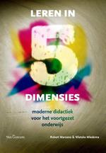 Leren in 5 dimensies - Robert J. Marzano (ISBN 9789023249740)